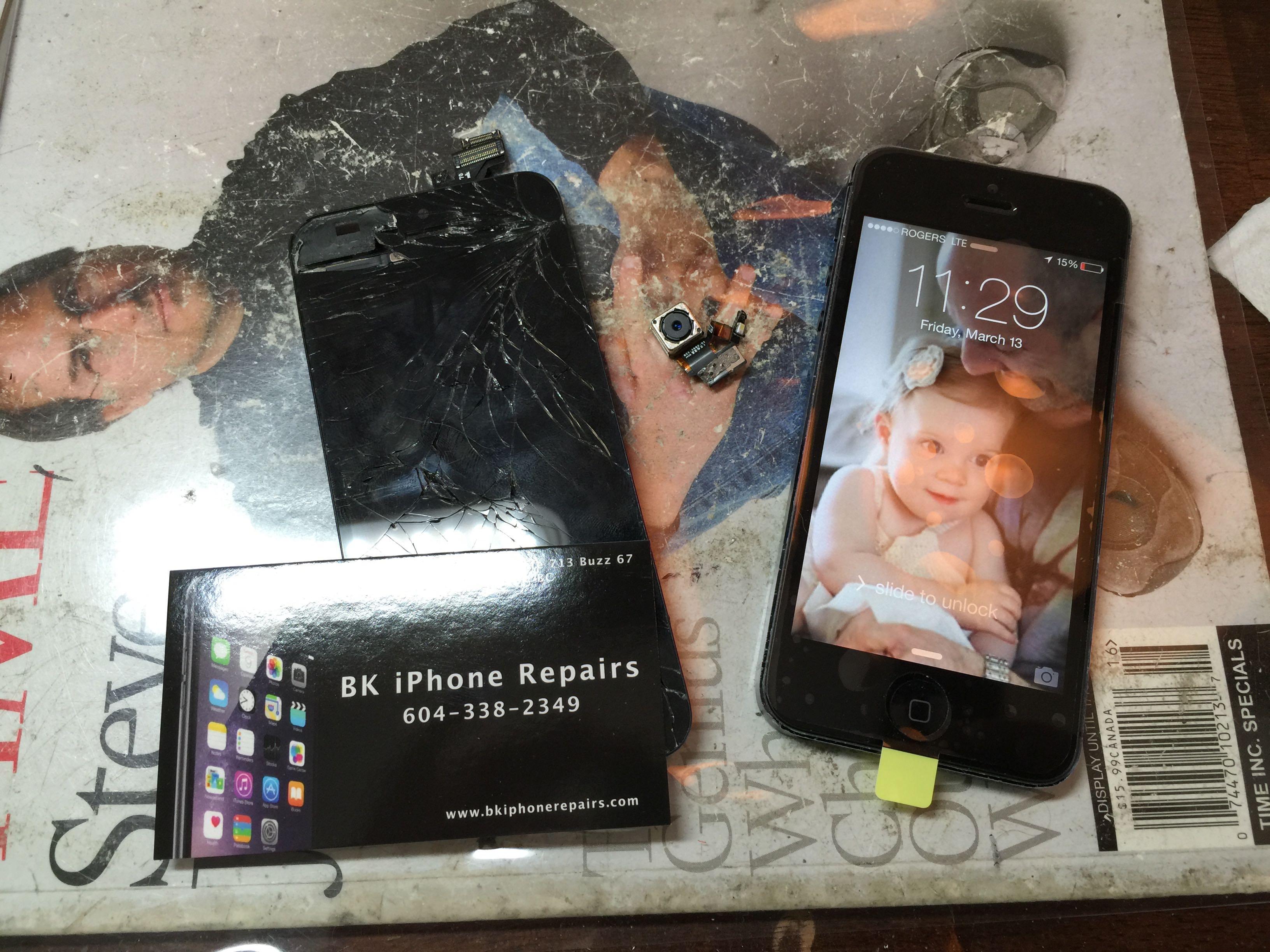 Repair Your iPhone