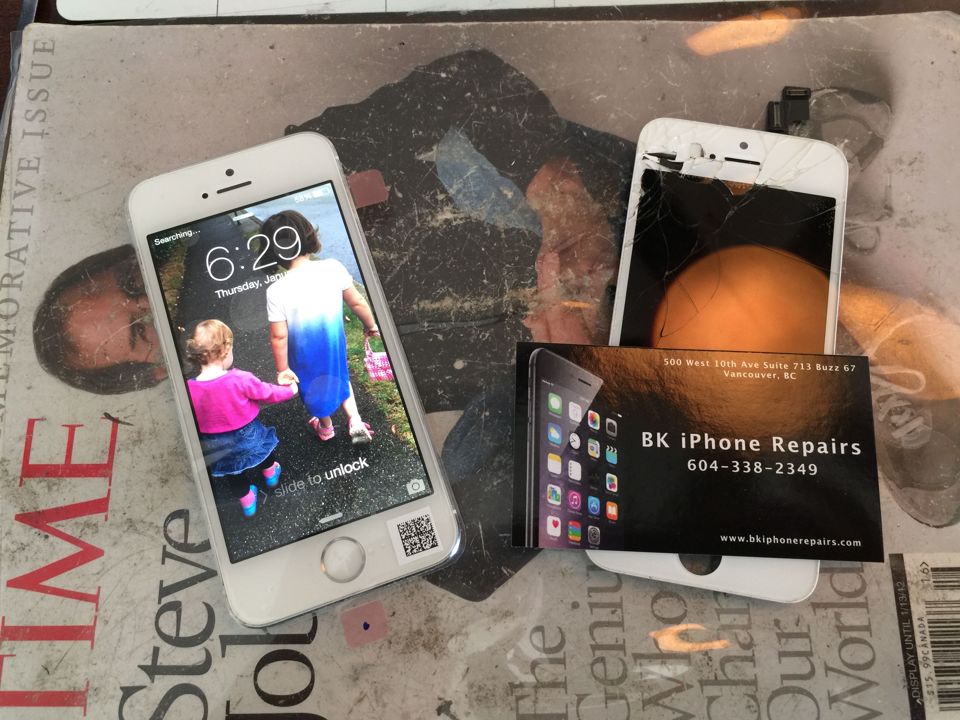 Repair Your iPhone Today!
