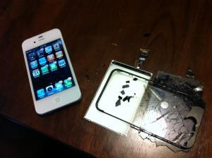 iPhone Screen Repair Vancouver